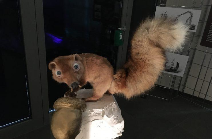 Fantastische Wesen im Südsauerlandmuseum Attendorn