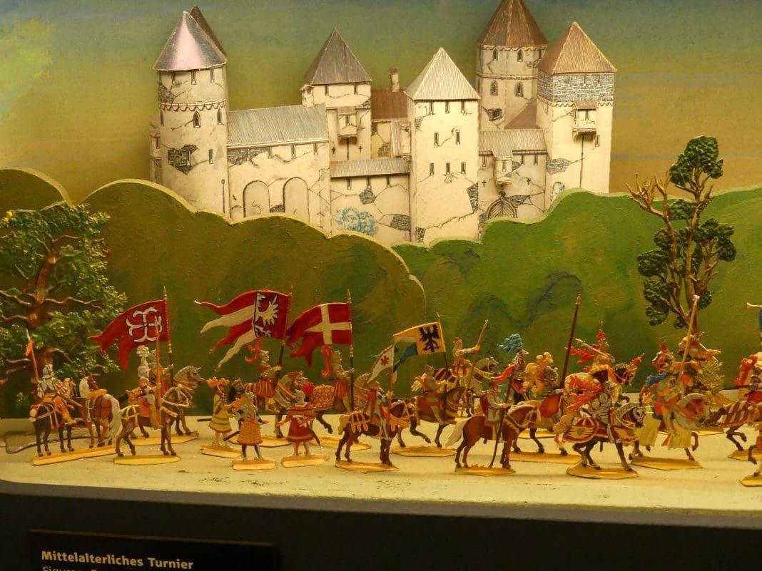 Zinnfiguren - Südsauerlandmuseum Attendorn