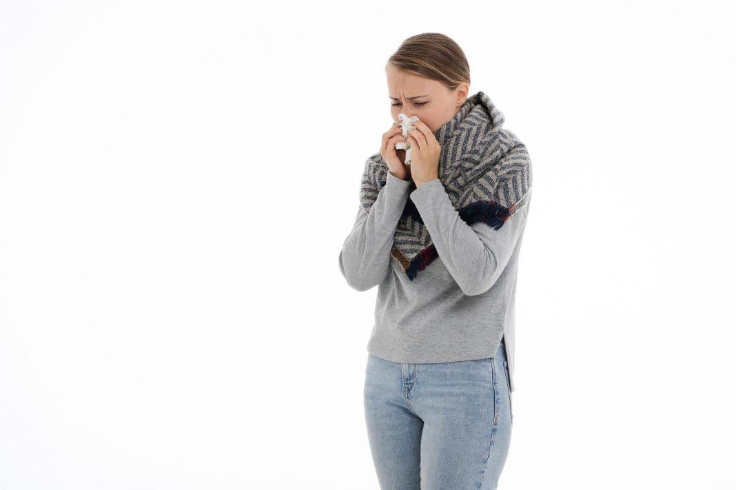 Erkältungszeit - Winter - Schnupfen