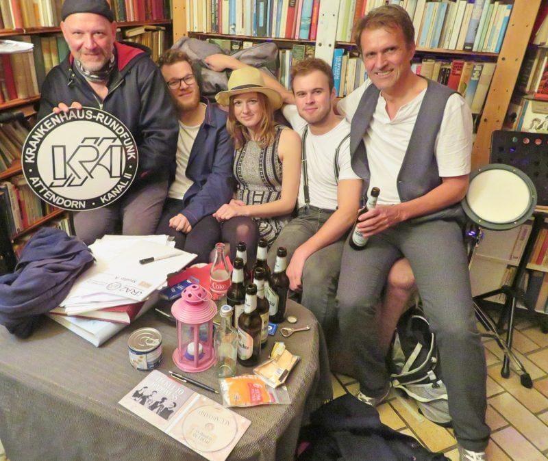 kra2 - ticket to happyness - Foto: kra2