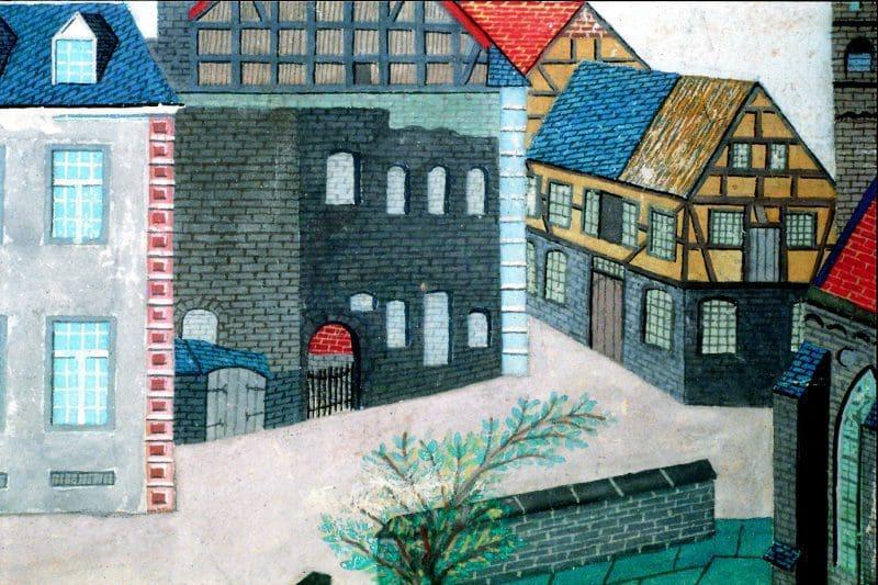 Alte Stadtansich - Attendorn - Südsauerlandmuseum Attendorn