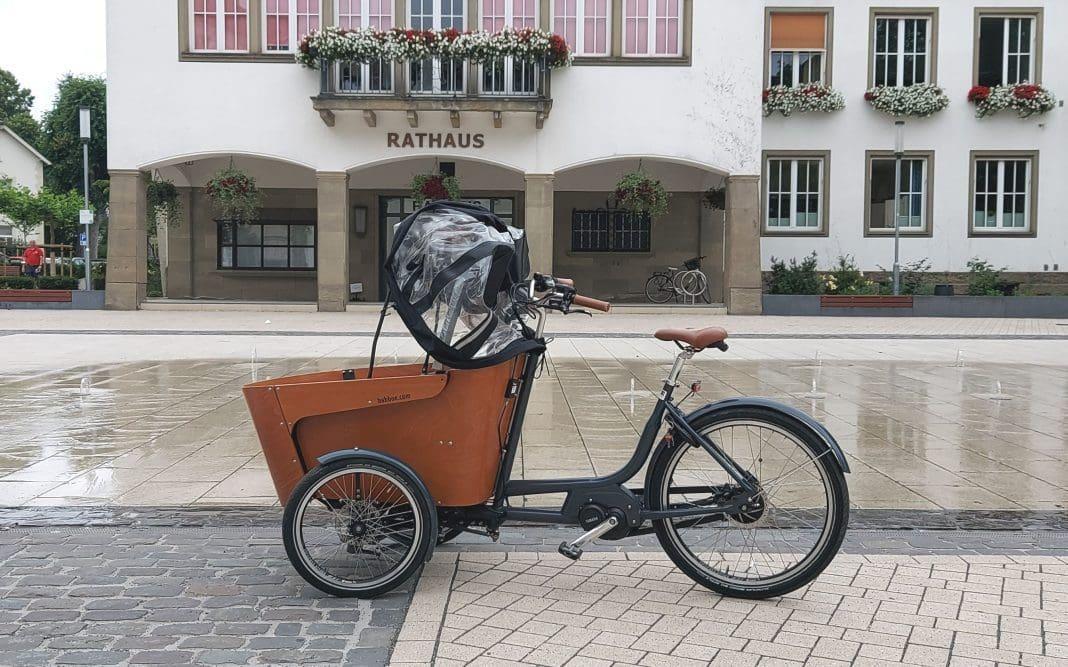 Lastenrad Attendorn - Förderung Mobilitätskonzepte