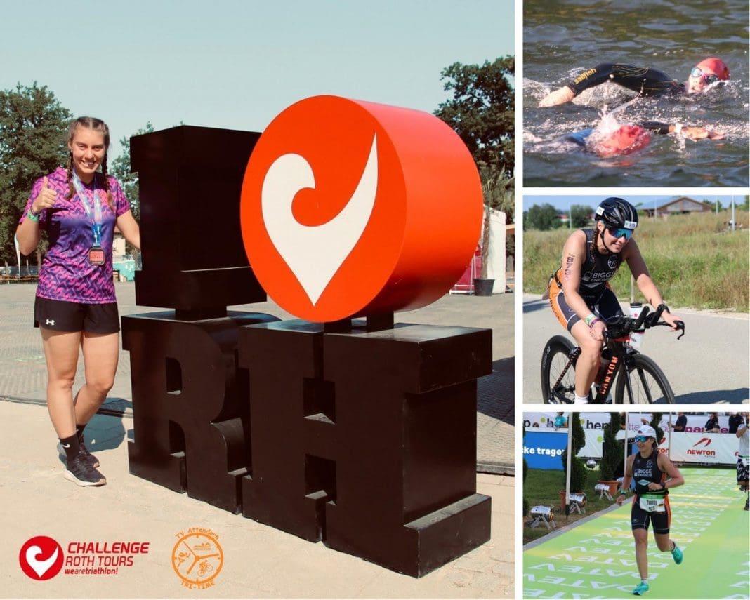 Yvonne Fischer Triathlon Roth 2021